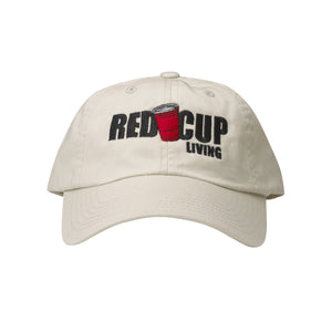Red Cup Living Dad Cap