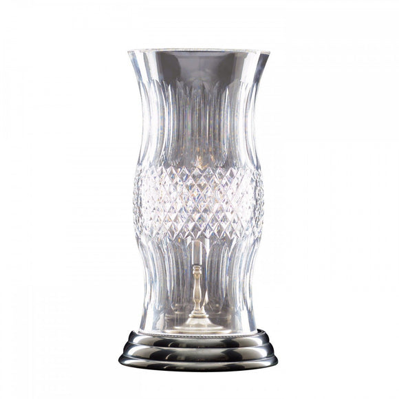 Waterford Crystal Jefferson Hurricane Lamp
