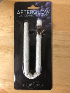 Afterglow garden Bottle Wick