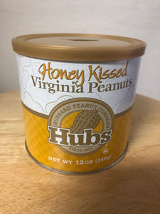 Hubbard peanut company honey kissed peanuts