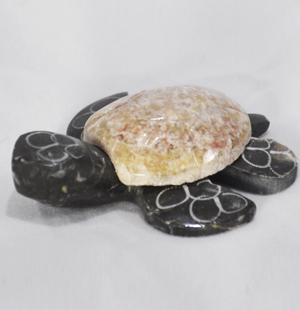 Marble Turtle 1.5''- Turtleman Foundation