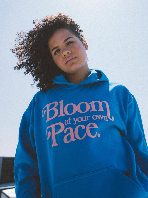 BLOOM at your own pace | Hoodie