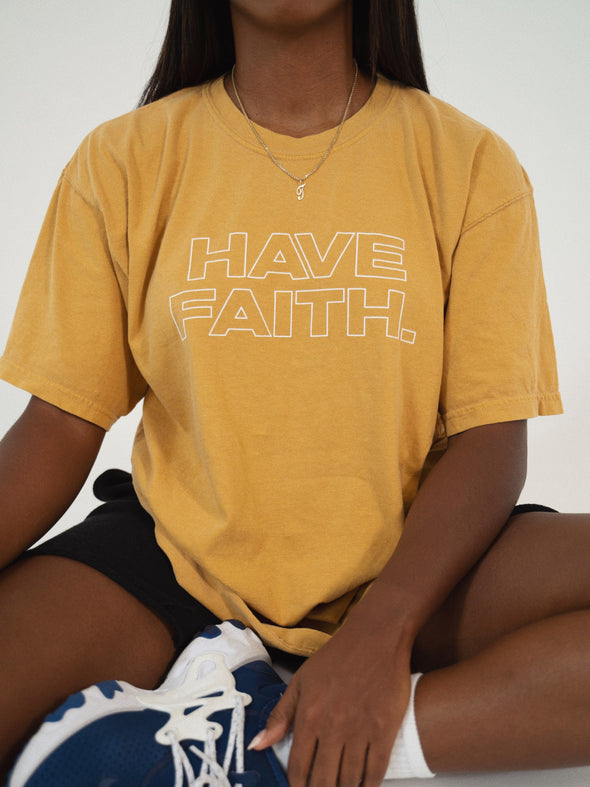 HAVE FAITH T-Shirt | Monarch