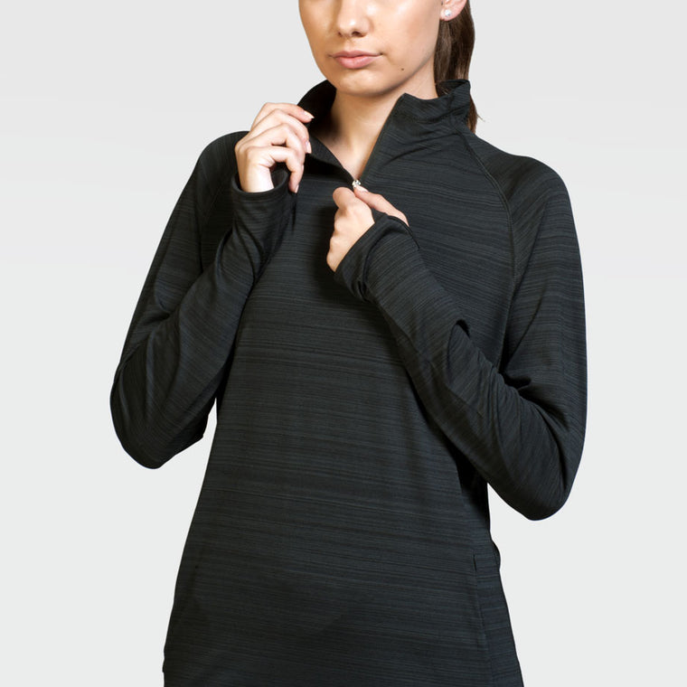 Women's Adapt Zip Top