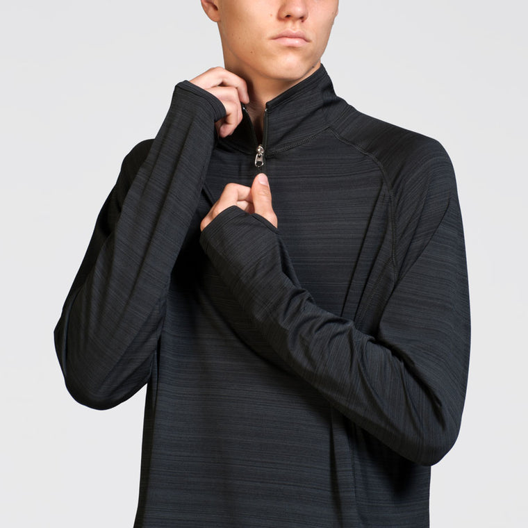 Men's Adapt Zip Shirt FINAL SALE