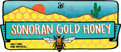 Sonoran Gold Honey