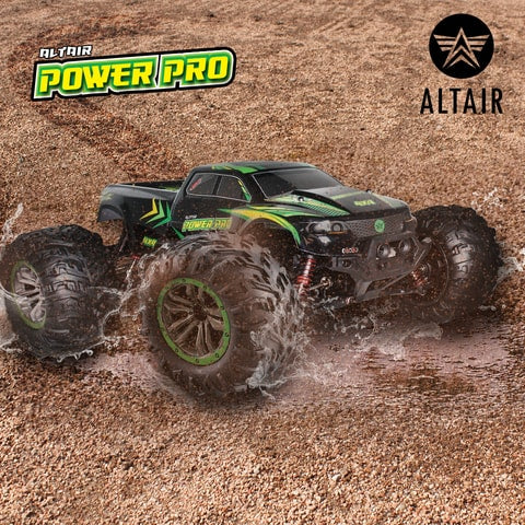 altair power pro rc truck