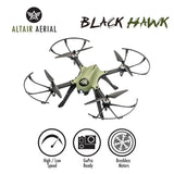 Altair Blackhawk - Built for Speed & Distance - 300 Meters Range, 15 Minutes Flight Time - GoPro Compatible (no camera included)