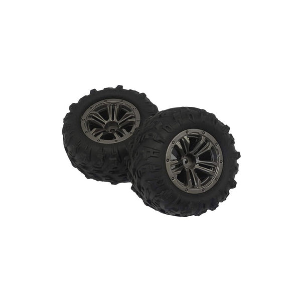 QZJ01 1:16 Scale RC Car Tires Set (2 PCS)