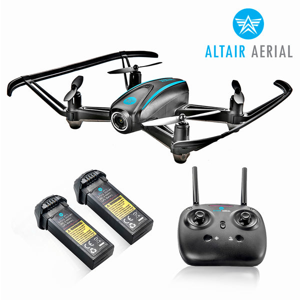 Refurbished USED AA108 Drone With Full Box Contents does not come with SD card