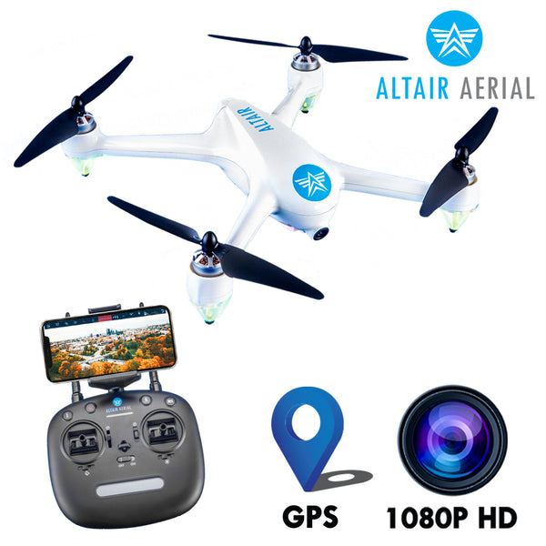 Refurbished Outlaw SE | Long Range 1080p GPS Drone | We Ship International | Fast & Free Shipping to USA!