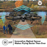 (30$ OFF Now!) Altair Falcon Beginner Drone w/AHP Autonomous Hover & Positioning System
