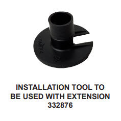 Globe Concealed, The Inch, Installation Tool, Extension - W608