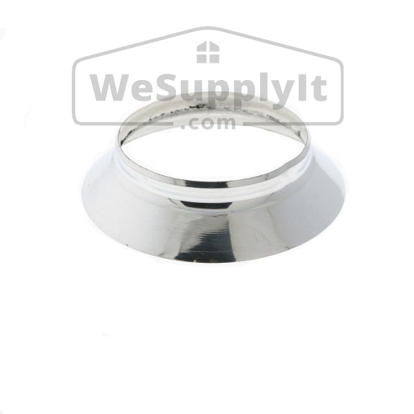 403 Standard Escutcheon Skirt Aluminum Chrome