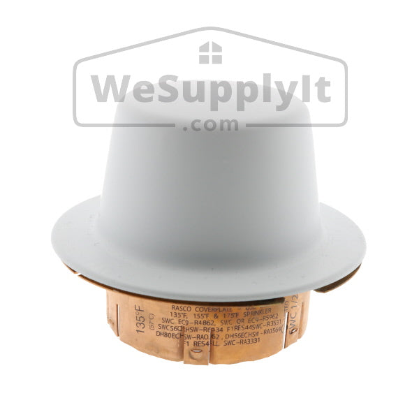 "RASCO SWC NS Coverplate 135 1/2"" - Available In Multiple Colors - W891"