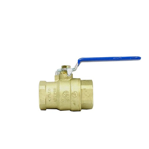 Ball Valve, UL/FM, 600 WOG, Full Port, IPS, - Available In Multiple Sizes - W181