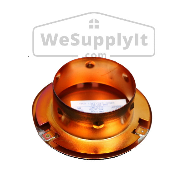 Tyco LFII Concealed Escutcheon Cover Plate - Available In Multiple Colors And Temperatures - W1016
