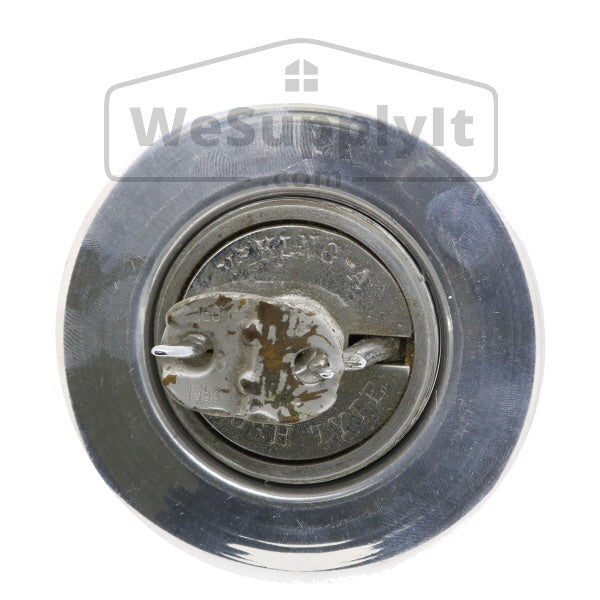 Viking Model A Flush Escutcheon Chrome