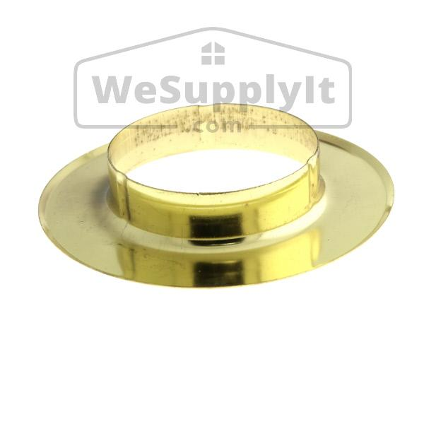 401 Flush Escutcheon Skirt Steel - Available In Multiple Colors - W108