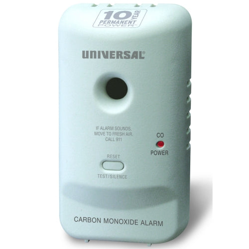 MC304SB Universal Security Instruments Every Room Carbon Monoxide Smart Alarm with 10 Year Sealed Battery