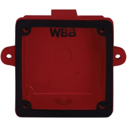 Electric Bell Back Box - Weatherproof