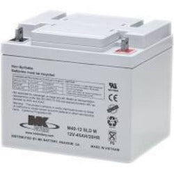 12 Volt 45 Amp Sealed Lead Acid Battery - MK Battery ES40-12 - W878