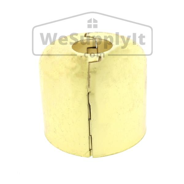 "401 Split Cup Escutcheon Steel - 1/2"" NPT - Available In Multiple Colors - W114"
