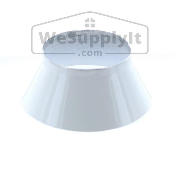 401 Standard Escutcheon Skirt Aluminum - Available In Multiple Colors - W137