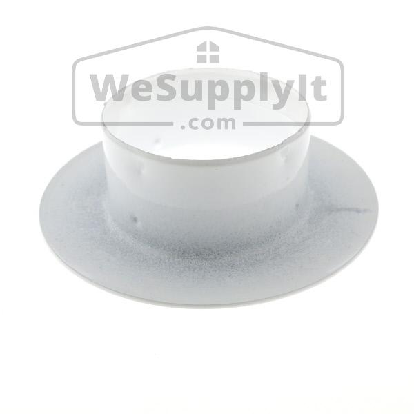501 Recessed Escutcheon Aluminum - Available In Multiple Colors - W148