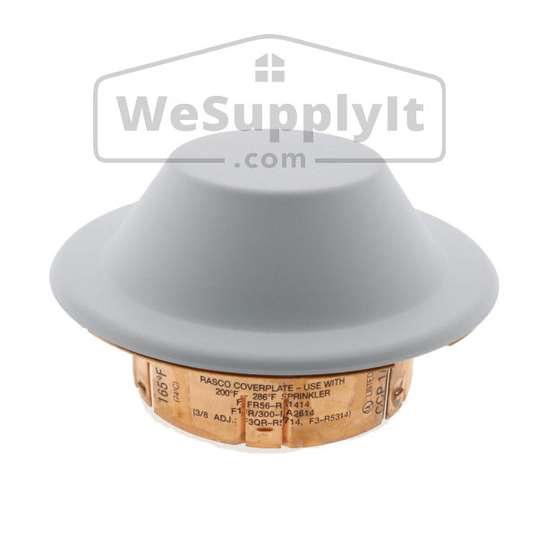 RASCO CCP Domed Concealed Escutcheon - Available In Multiple Colors Temperatures And Types - W797