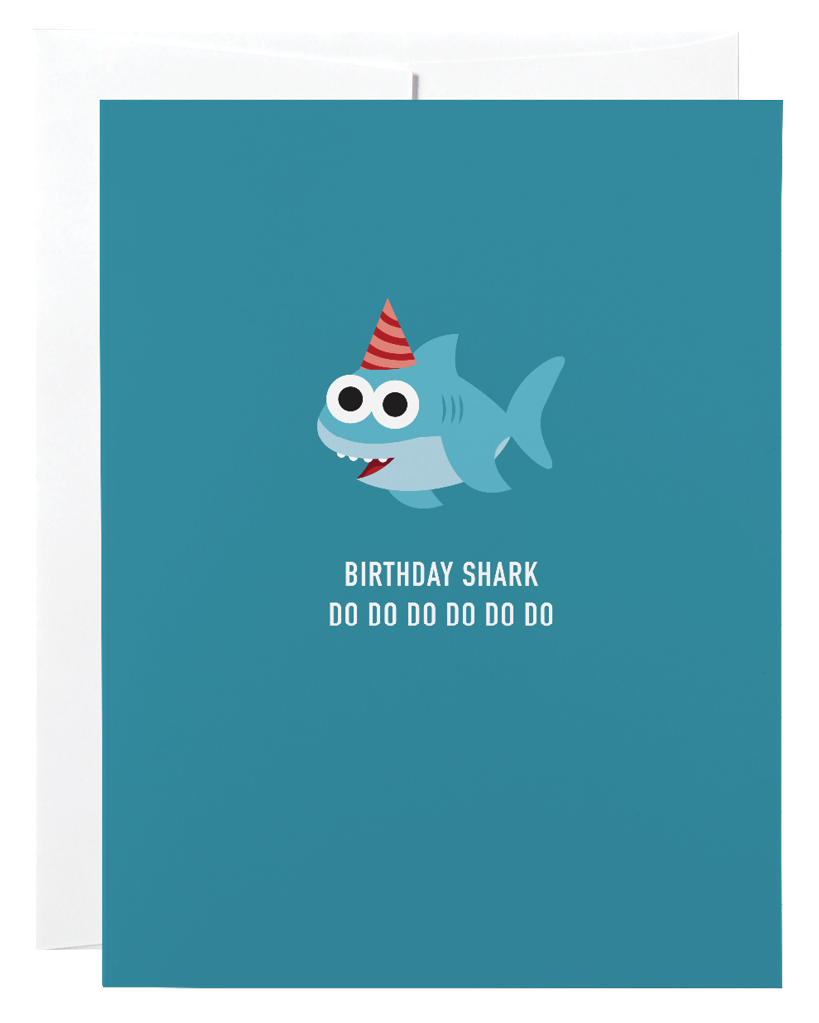 Birthday Shark