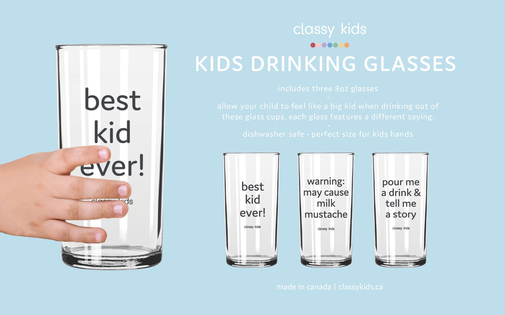 Kids Glasses Set - Collection 2