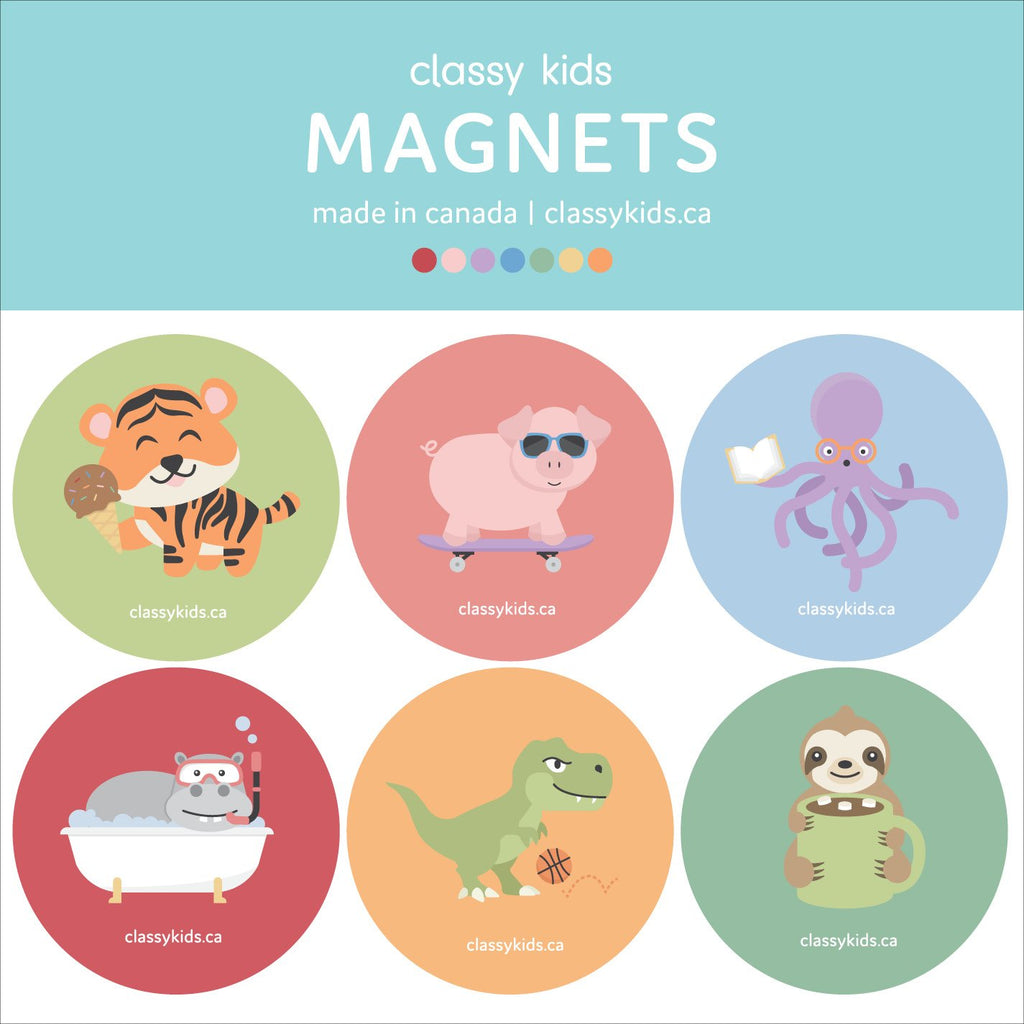 Magnet Pack - One