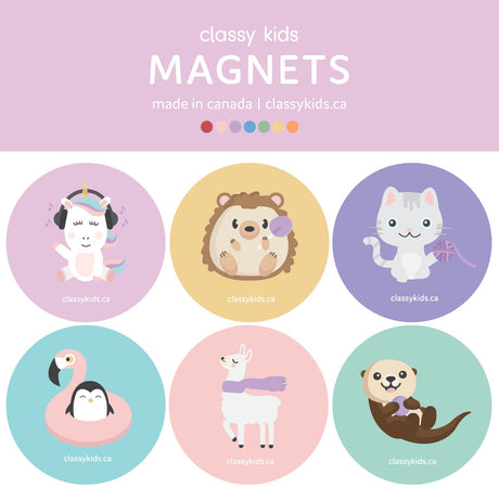 Magnet Pack - Two