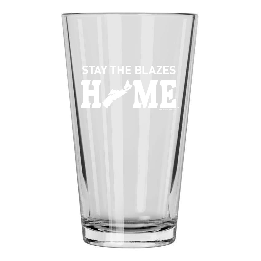 Blazes Home Beer Glass