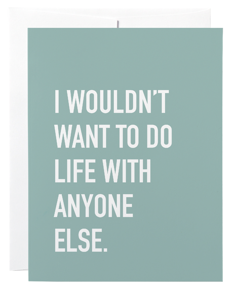 Do Life with Anyone