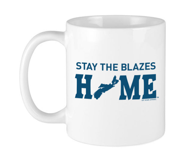 Blazes Home Ceramic Mug