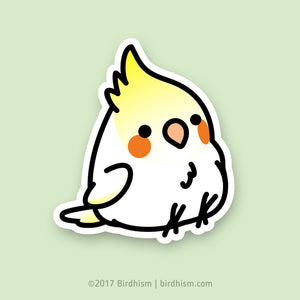 Chubby Scootaloo, Special Needs Cockatiel Stickers