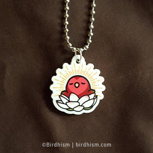 Chubby Enlightened Lotus Cody Necklace