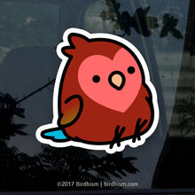 Classic Cody the Lovebird Stickers