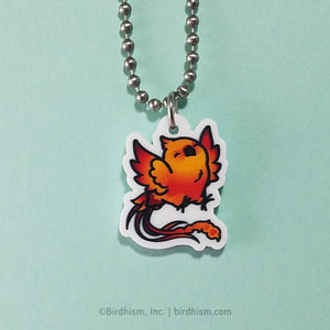 Chubby Phoenix Necklace