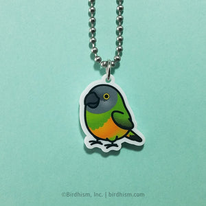 Chubby Senegal Parrot Necklace