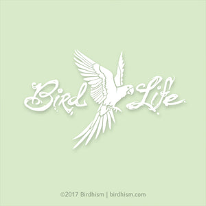 Bird Life Vinyl Decals