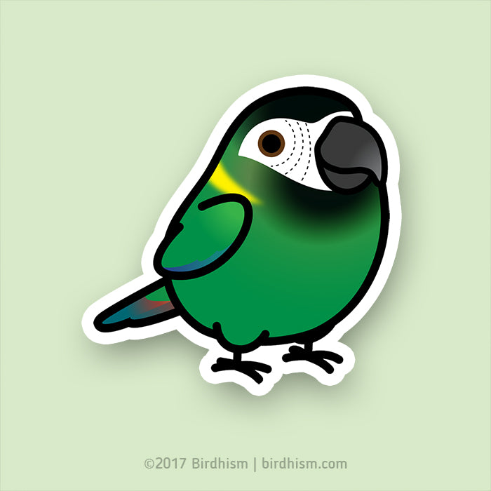 Chubby Bird Stickers – Tagged