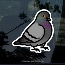 Chubby Pigeon Stickers