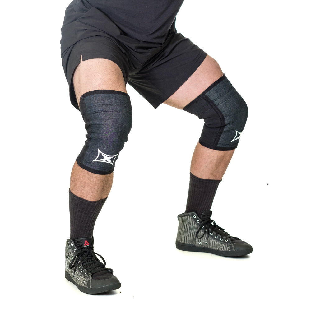 "Grippy ""X"" Knee Sleeves - Image 05"