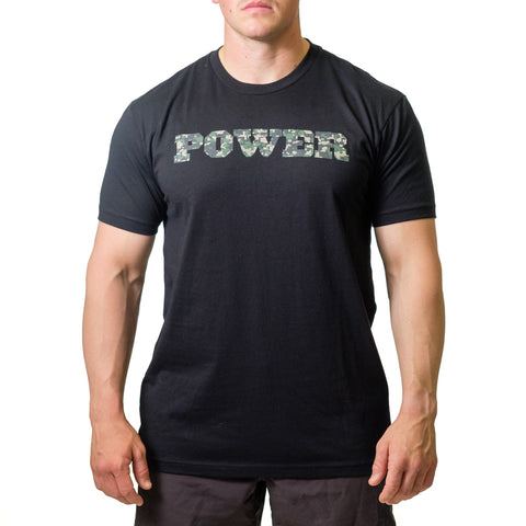 Camo POWER Shirt