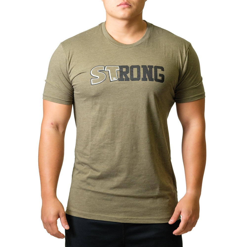 STrong Shirt Green - Image 01