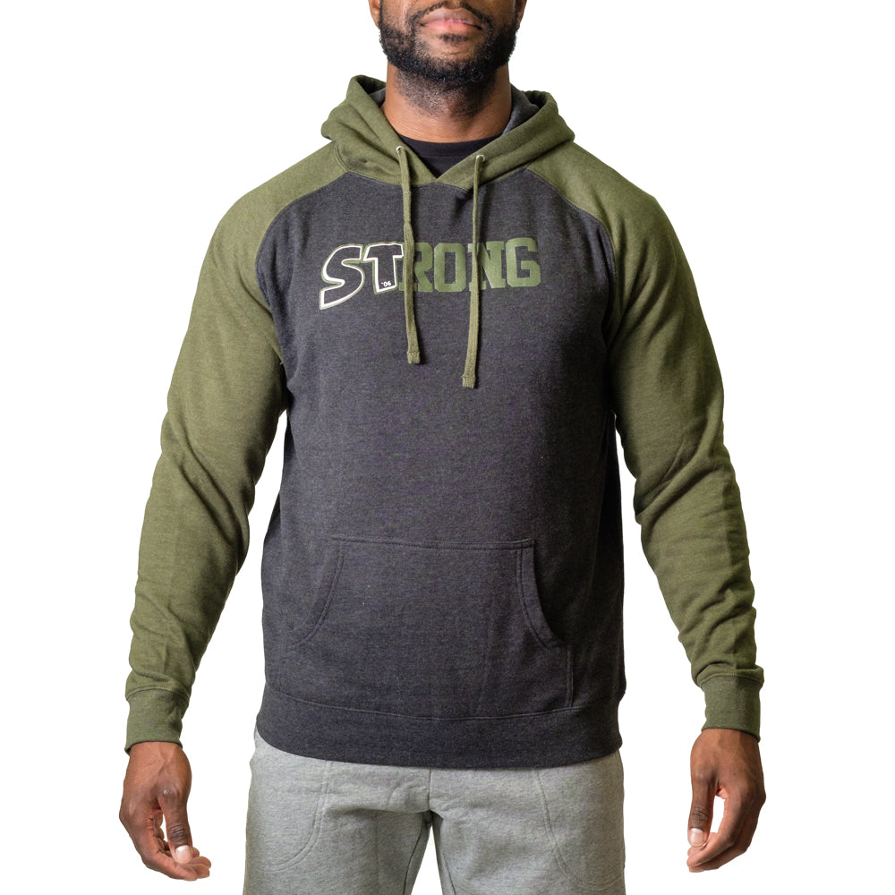 STrong Raglan Sweatshirt