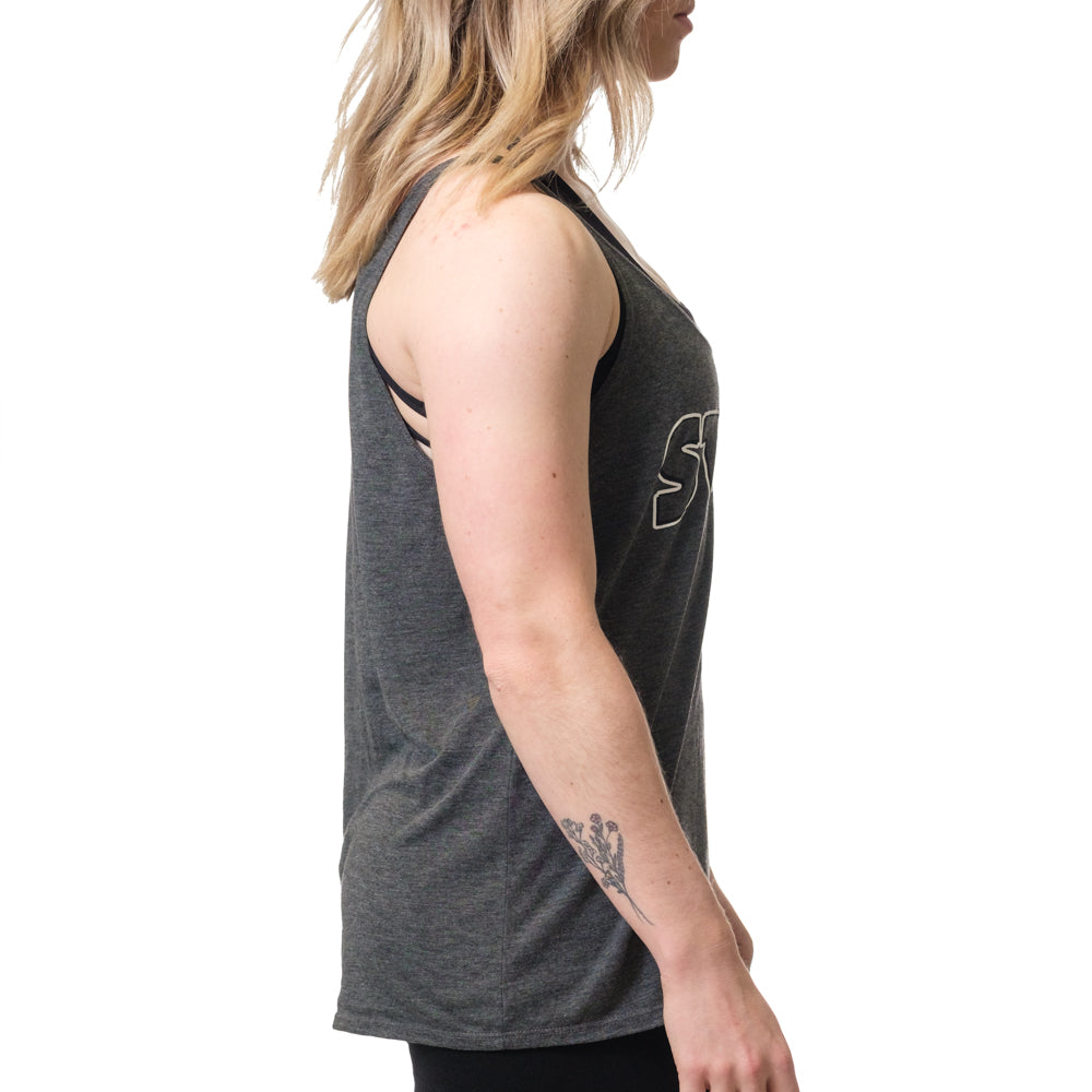 Women's STrong Flowy Tank - Image 02